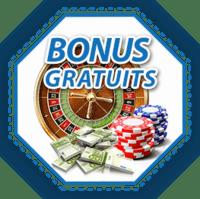 bonus des casinos en ligne