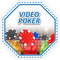 la machine de video poker